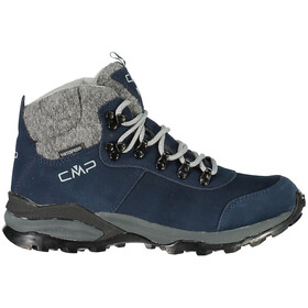 CMP Campagnolo W's Turais WP 2.0 Trekking Shoes Black Blue